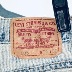 Men's Jeans Levi's 505 34/30